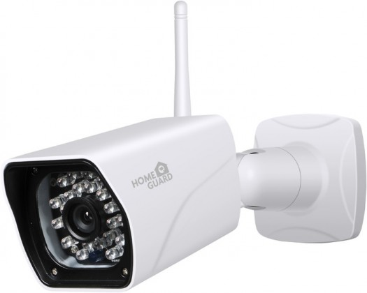 Domovní alarmy iGET HOMEGUARD HGWOB851 Exteriérová bezdrôtová IP kamera POUŽITÉ,