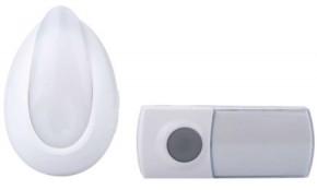 Domový bezdrôtový zvonček Emos P5725 AC s nočným svetlom