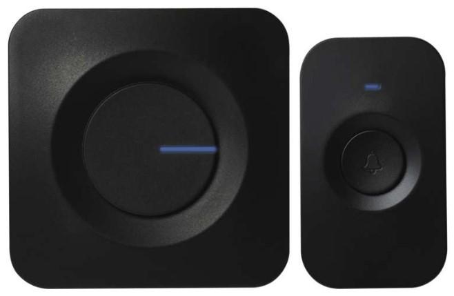 Domový bezdrôtový zvonček Emos P5728 DC