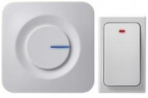 Domový bezdrôtový zvonček Emos P5729, bezbatériové