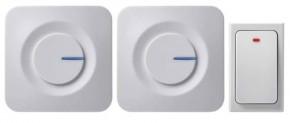 Domový bezdrôtový zvonček Emos P5731 AC