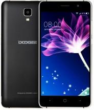DOOGEE X10, Dual SIM, 8GB, černá