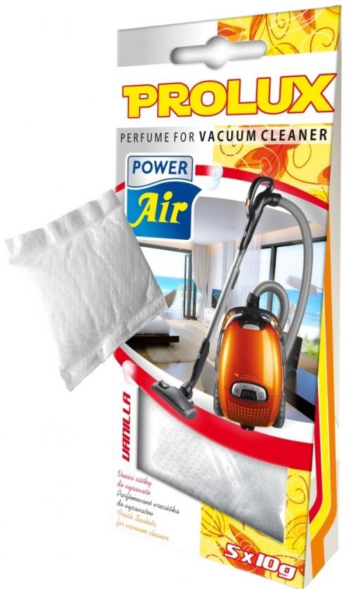 Doplnky Power Air vonné vrecká do vysávačov 5x10g Vanilla