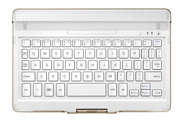 "Doplnky pre tablety Klávesnica pre Galaxy Tablet S 8"" (EJ-CT700UWEGWW)"