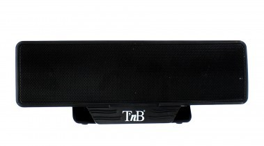Doplnky pre tablety TnB Multimedia soundbar HPMBS, 2x2W, klip