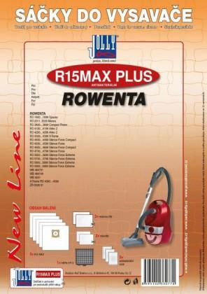 Doplnky R15MAX PLUS - 5x R15MAX , 1x HF13 , 2x mikrofilter , 2x motorový