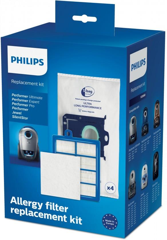 Doplnky Štartovacia súprava do vysávača PHILIPS FC8060/01