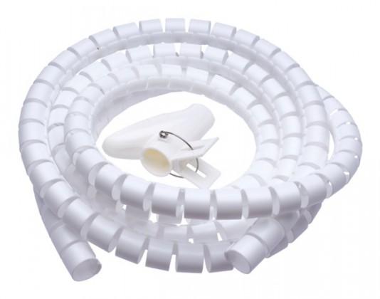 Doplnky Trubica pre vedenie káblov WINDER Connect IT CI679, 2,5m, biela