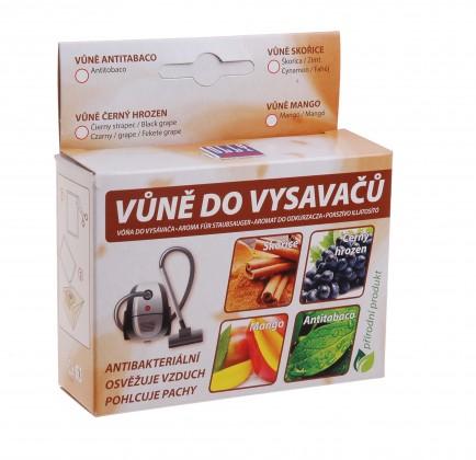 Doplnky Vôňa do vysávača - antitabacco - 5 ks