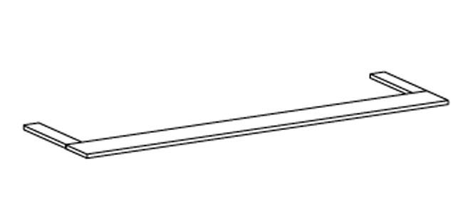 Doplnok Cassanova - svetelná rampa (pre 5-dverovú skriňu)