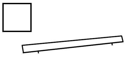 Doplnok Match Up - horná lišta (alpská biela)