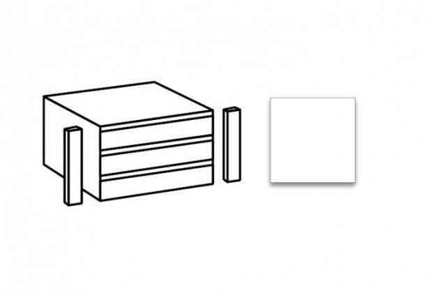 Doplnok Match Up - Vnútorné zásuvky (pro 778,779,781,782,alpská biela)