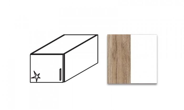 Doplnok nádstavec na Celle, 1x dvere, ľavý