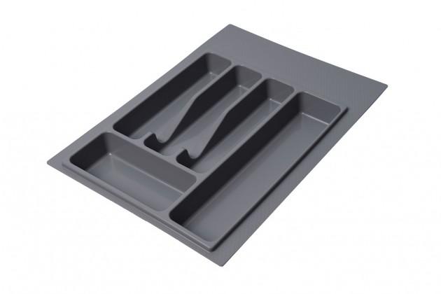 Doplnok Príborník ku kuchyniam HENRY STYLE, 40 cm, sivá
