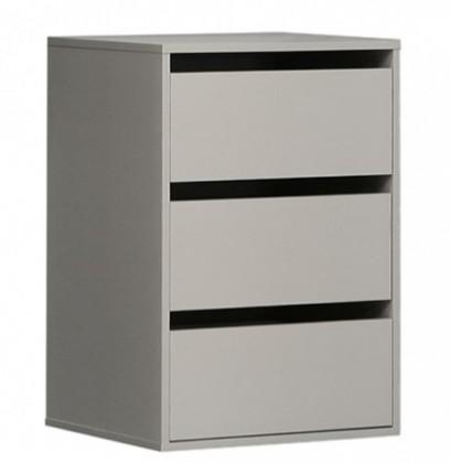 Doplnok Starlet Plus - Zásuvky do skrine 51 cm (pre STPS124E1) (sivá)