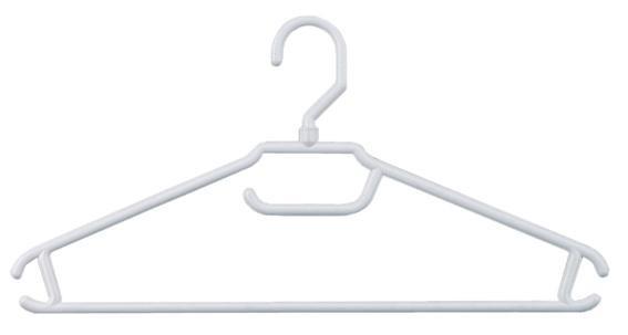 Doplnok TWISTER-Ramienko,plast (biela)