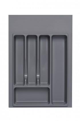 Doplnok Univerzálny príborník 40 cm, sivá