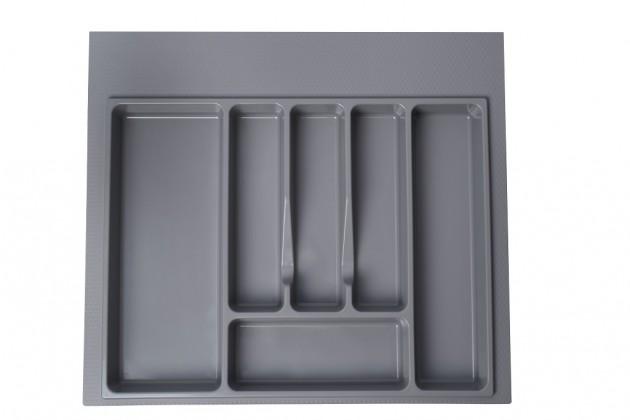 Doplnok Univerzálny príborník 60 cm, sivá