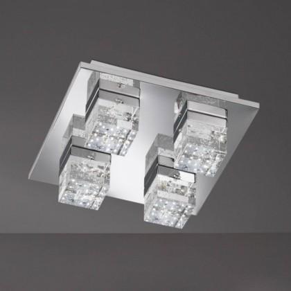 Dora - Stropné osvetlenie, LED (chróm)