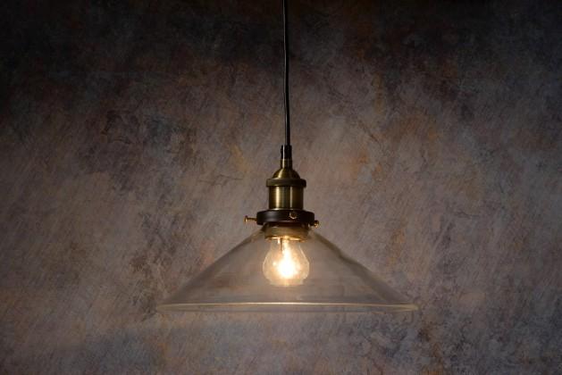 Doris - stropné osvetlenie, 60W, E27 (biela)