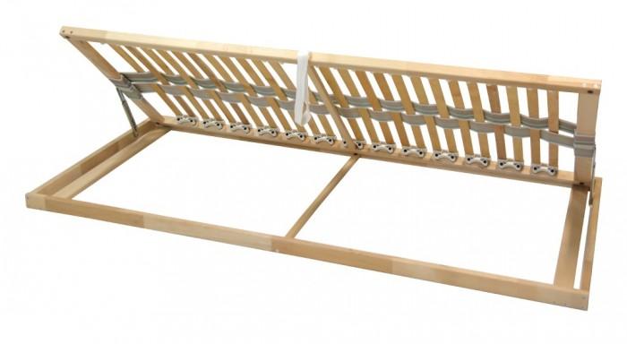 Double klasik - Rošt, 80x200 cm, výklopný do boku