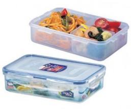 Dóza na potraviny Lock & Lock HPL816C, priehradky, 800 ml