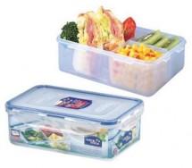 Dóza na potraviny Lock & Lock HPL817C, priehradky, 1l