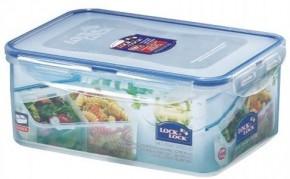 Dóza na potraviny Lock & Lock HPL825B, delená, 2,3l