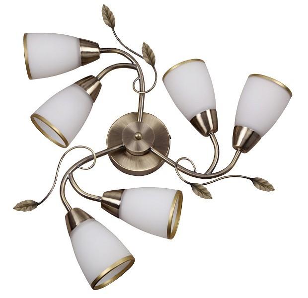 Dreambells - Stropné osvetlenie, 6146 (bronzová/biela)