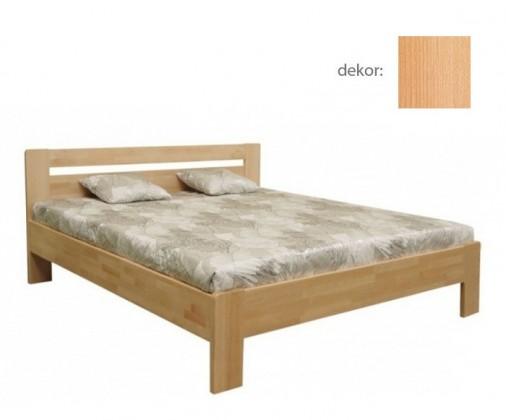 Drevená Kars - 180x200 cm (buk)