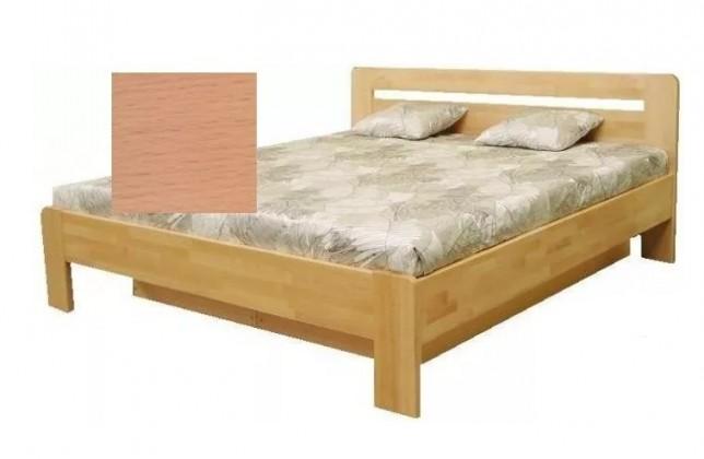 Drevená posteľ Drevená posteľ Kars 2, 180x200 vr. výkl.roštu a úp, bez matracov