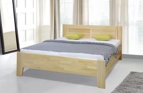 Drevená posteľ Noe 180x200, buk