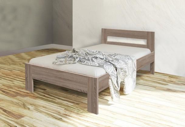 Drevená Rám postele Nikola II, 90x200, dub