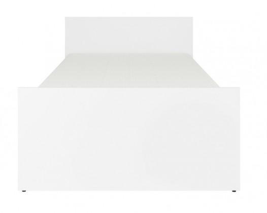 Drevená Rám postele Novara 90x200, biela