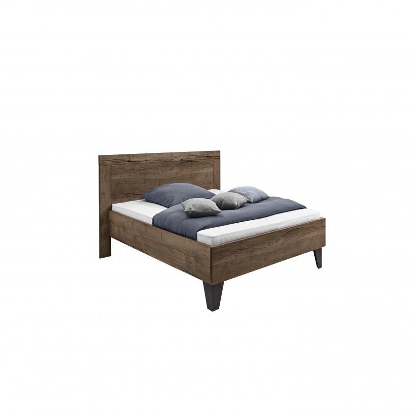 Drevená Tender - 5774220 (divoký dub antický/feelwood)