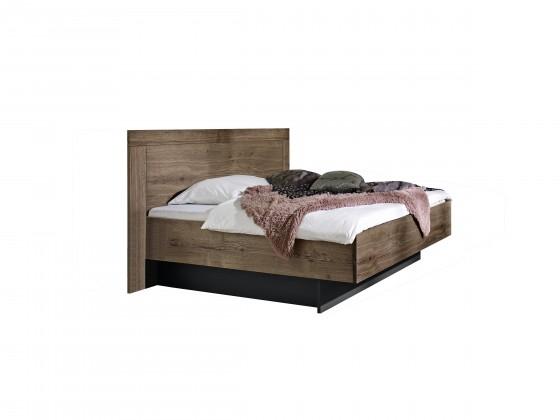 Drevená Tender - 5774250 (divoký dub antický/feelwood)