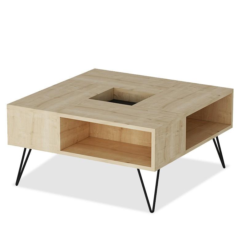 Drevené konferenčné stolíky Konferenčný stolík Dalma (dub)