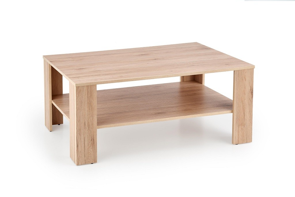 Drevené konferenčné stolíky Konferenčný stolík Kwadro (san remo)