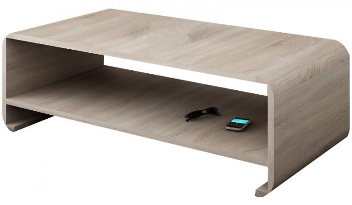 Drevené konferenčné stolíky Konferenčný stolík Link (dub sonoma)