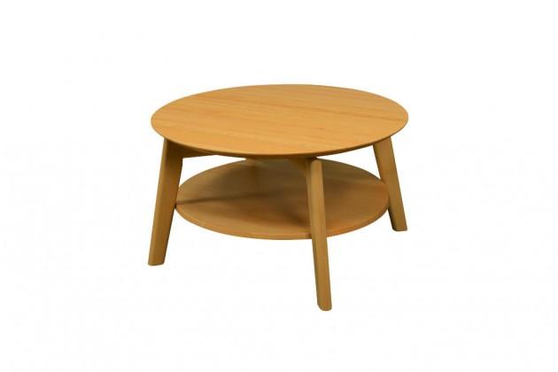 Drevené konferenčné stolíky Konferenčný stolík ST202001 dub