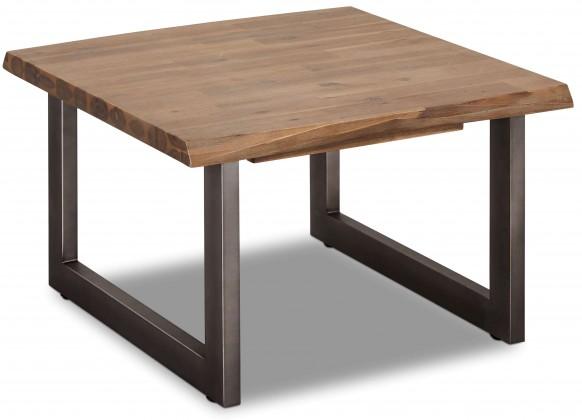 Drevené konferenčné stolíky Konferenčný stolík Sturla - 70x45x70 cm (hnedá)