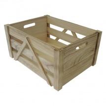 Drevený box KR02
