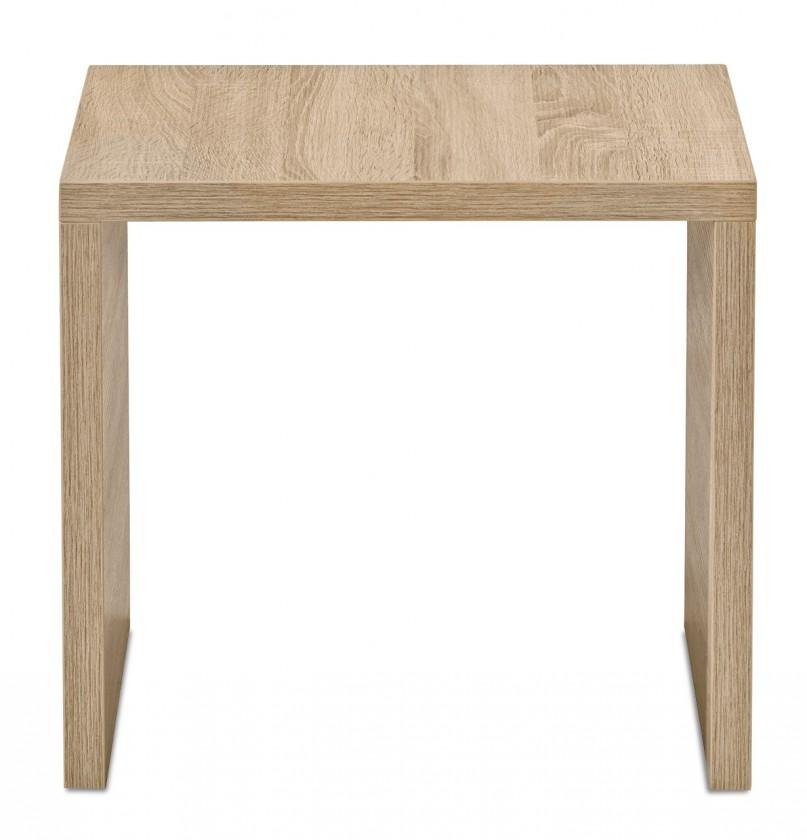 Drevený Cool - Konferenčný stolík (dub HN)