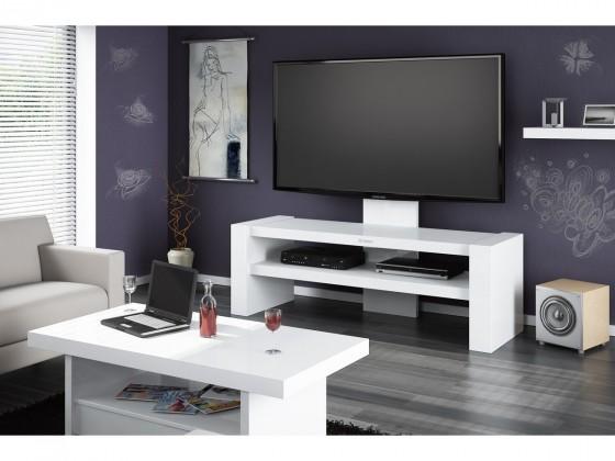 Drevený Davos - TV stolek s držákem