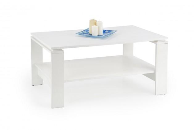 Drevený Konferenčný stolík Andrea (biela)
