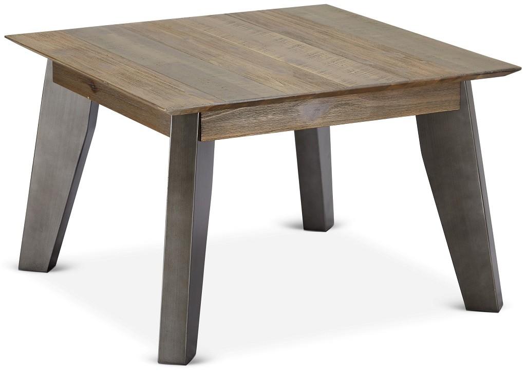 Drevený Konferenčný stolík Mety (drevo, hnedá)