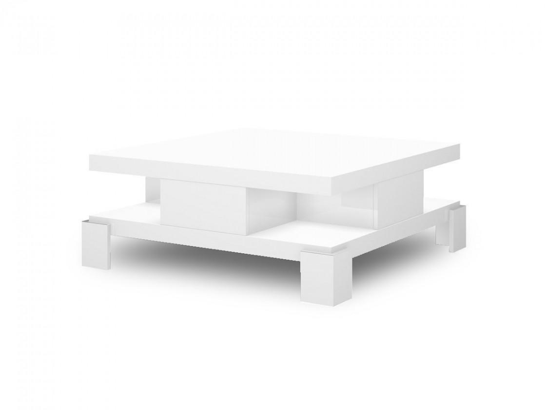 Drevený Konferenčný stolík Salina (jednofarebný)