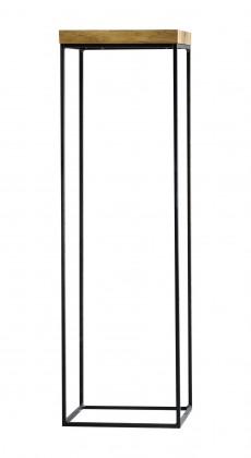 Drevený Loft - Konferečný stolík, 30x100x30 cm