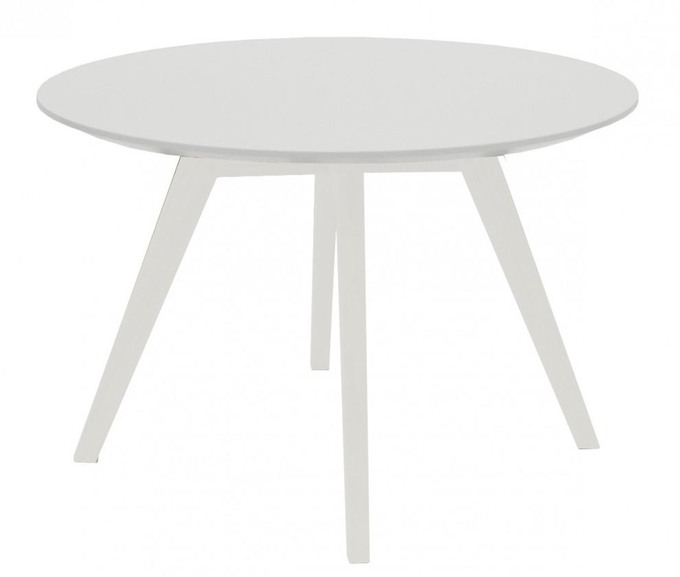 Drevený Lola Bess - Konferenčný stolík, biela, biela (9317-001+9366-001)