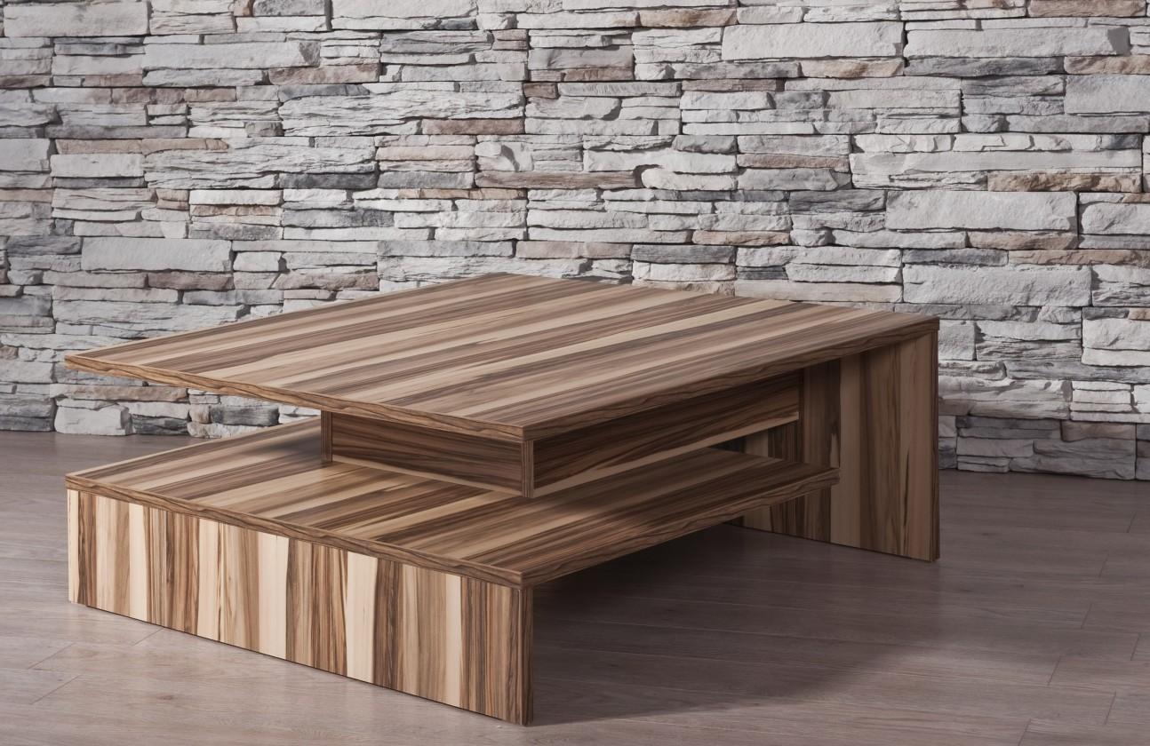Drevený Selar II - Konferenční stolek